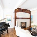 Endure Electric - living room lighting